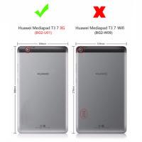 Чехол Huawei MediaPad T3 7 3G BG2-U01 BG2-U02