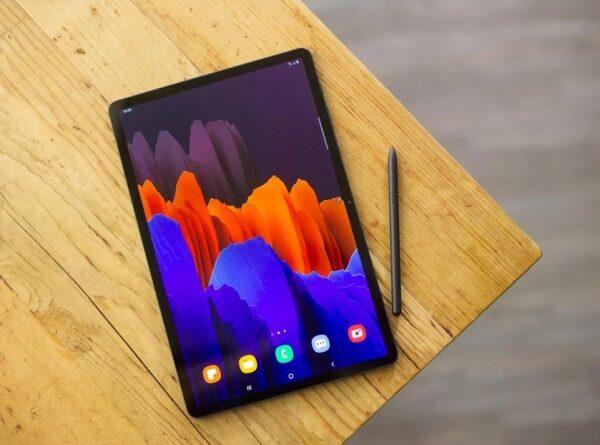 Новый планшет Galaxy Tab S8 уже появился на официальном сайте Samsung